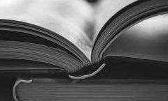 открытая книга, знания