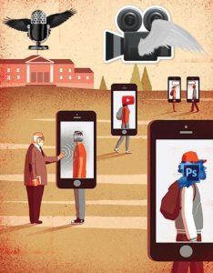 мультимедийная журналистика