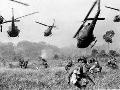 война, вертолеты, солдаты